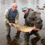 Malloch Trophy Salmon from Dalswinton