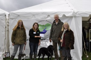 Parke family – 1st prize Family Accuracy
