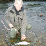 Nith Sea Trout Experience week 3, Boatford Middle Beat, Kenny Urquhart's team