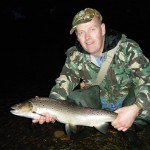 Nith Sea Trout Experience week 8, Boatford Upper Beat, Kenny Urquhart's Team