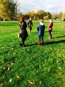 Family Fishing Day Dock Park 23.10.14...
