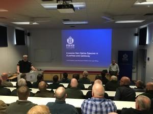 David McCallum's presentaion