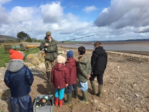 Nith Young Anglers Club Carsethorn